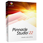 Pinnacle Studio 22 Standard Pinnacle Videobearbeitung (PC-Softwares)