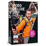 MAGIX Video deluxe 2019 Premium MAGIX Videobearbeitung (PC-Softwares)