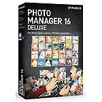 MAGIX Photo Manager 16 deluxe MAGIX Bildverwaltungen (PC-Software)