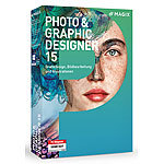 MAGIX Photo & Graphic Designer 15 MAGIX Bildbearbeitungen (PC-Softwares)