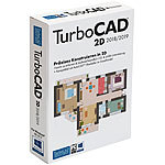 TurboCAD 2D 2018/2019 TurboCAD Design Group CAD-Softwares (PC-Softwares)