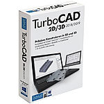 TurboCAD V2018/2019 2D/3D TurboCAD Design Group CAD-Softwares (PC-Softwares)