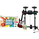 Guitar Hero Band Hero Complete Band Pack (Xbox 360)