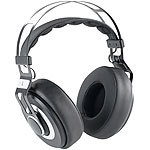 auvisio Over-Ear-HiFi-Headset OHS-420 mit Bluetooth 4.0 und Steuertasten auvisio Over-Ear-Headsets mit Bluetooth