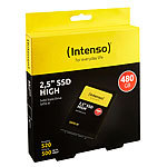 "Intenso SSD High Performance 480 GB (2,5"", SATA III) Intenso SSD Festplatten"