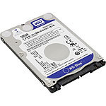"Western Digital Blue WD5000LPCX interne 2,5""-Festplatte, 500 GB, SATA III Western Digital"