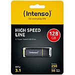 Intenso High Speed Line USB-Speicherstick, USB 3.1, 128 GB Intenso USB-3.0-Speichersticks