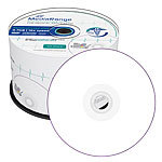 MediaRange Medical Line DVD-R 4,7 GB, 16x, Full-surface-printable, 50er-Spindel MediaRange DVD-Rohlinge
