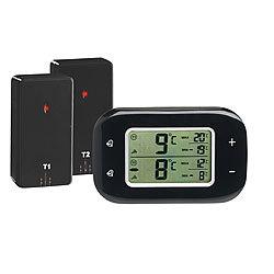 rosenstein s hne kfz thermometer digitales gefrier k hlschrankthermometer. Black Bedroom Furniture Sets. Home Design Ideas