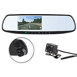 navgear dashcam innenspiegel hd r ckspiegel dashcam. Black Bedroom Furniture Sets. Home Design Ideas