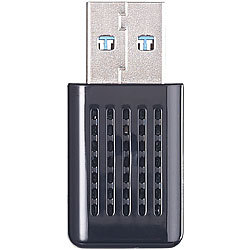 7links Mini-WLAN-Stick WS-1202.ac mit bis zu 1.200 Mbit/s (802.11ac), USB 3.0 7links WLAN-USB-Sticks (1.200 Mbit/s)