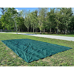royal gardineer poolabdeckung gewebe abdeckplane xxl rund f r pool trampolin 460 x 17 cm x. Black Bedroom Furniture Sets. Home Design Ideas
