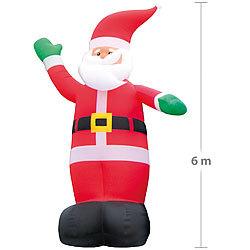 infactory weihnachtsdeko singender und tanzender xxl. Black Bedroom Furniture Sets. Home Design Ideas