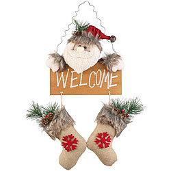 Günstig Weihnachtsdeko Kaufen.Weihnachtsdeko Tür Deko Für Günstige 10 95 Kaufen