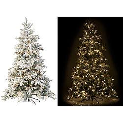 Künstlicher Weihnachtsbaum Mit Beleuchtung Kaufen.Weihnachtsbäume Tannenbäume Für Günstige 86 96 Bis 239 95 Kaufen