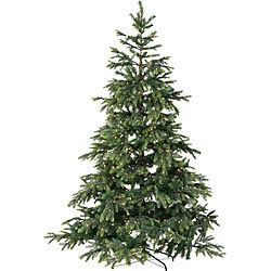 Tannenbaum Mit Schneefall.Infactory Künstlicher Tannenbaum Künstlicher Weihnachtsbaum Im