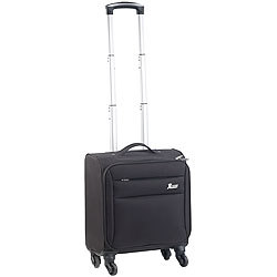 Xcase Business-Trolley, Notebook-Fach, 4 Leichtlauf-Rollen, 21 Liter, 2,3 kg Xcase
