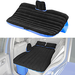 lescars autobett aufblasbares bett f r den auto r cksitz. Black Bedroom Furniture Sets. Home Design Ideas