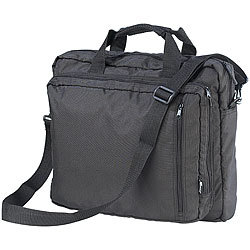 "Xcase Ultraflexible 3in1-Reisetasche für Notebooks bis 17"" WideScreen Xcase Notebooktaschen"