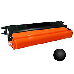 recycled / rebuilt by iColor Brother TN-135BK Toner- Rebuilt- black recycled / rebuilt by iColor Rebuilt Toner Cartridges für Brother-Laserdrucker