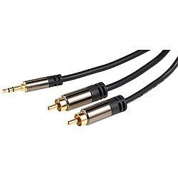 3m 3,5 mm Extension Kabel führen Stereo-Stecker auf Buchse AUX Kopfhörer