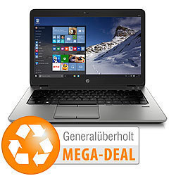 "hp EliteBook 840 G1, 14"", FullHD, Core i7, 8 GB, 256 GB (generalüberholt) hp Notebooks"