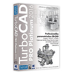 IMSI TurboCAD PRO Platinum 2016 IMSI CAD-Softwares (PC-Softwares)