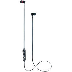 PEARL In-Ear-Stereo-Headset SH-30 v2 mit Bluetooth 4.2 und Magnet-Verschluss PEARL