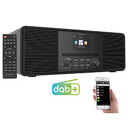 VR Radio Stereo Internetradio Mit CD Player, DAB+/FM U0026 Bluetooth