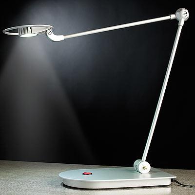 Lunartec Energiespar-Tischlampe