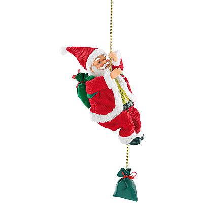 infactory Kletternder Weihnachtsmann