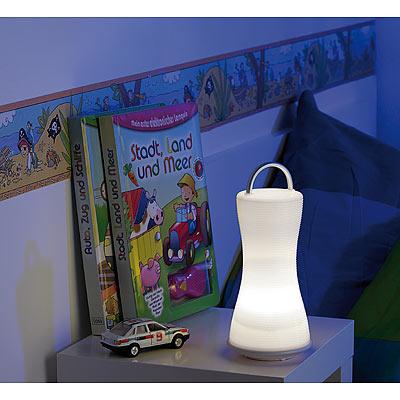 Lunartec LED-Laterne & Tischlampe