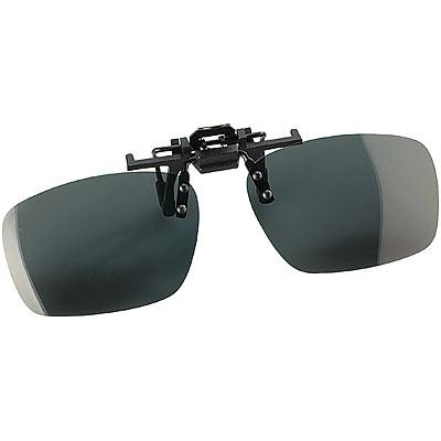 """Speeron Polarisierender Sonnenbrillen-Clip """"Fashion"""" für Brillenträger"""