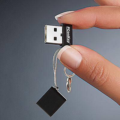 PConKey mini USB2.0-Speicherstick