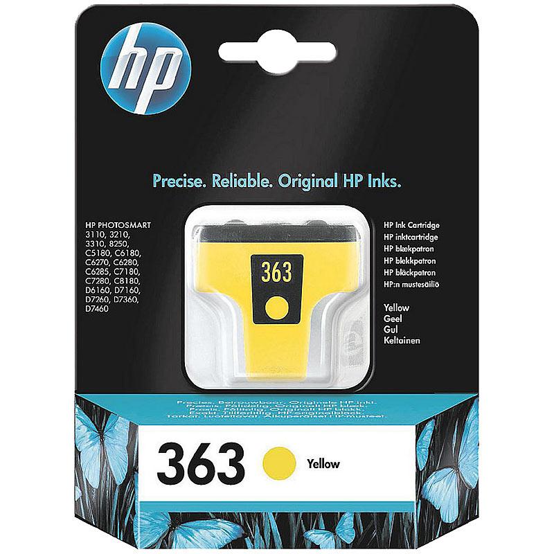 HP PHOTOSMART D 7155 Tinte, Toner und Kartusche