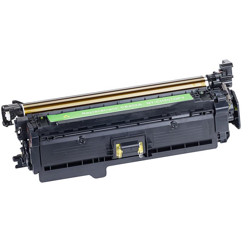 HP LASERJET ENTERPRISE 500 COLOR M 551 DN Tinte, Toner und Kartusche