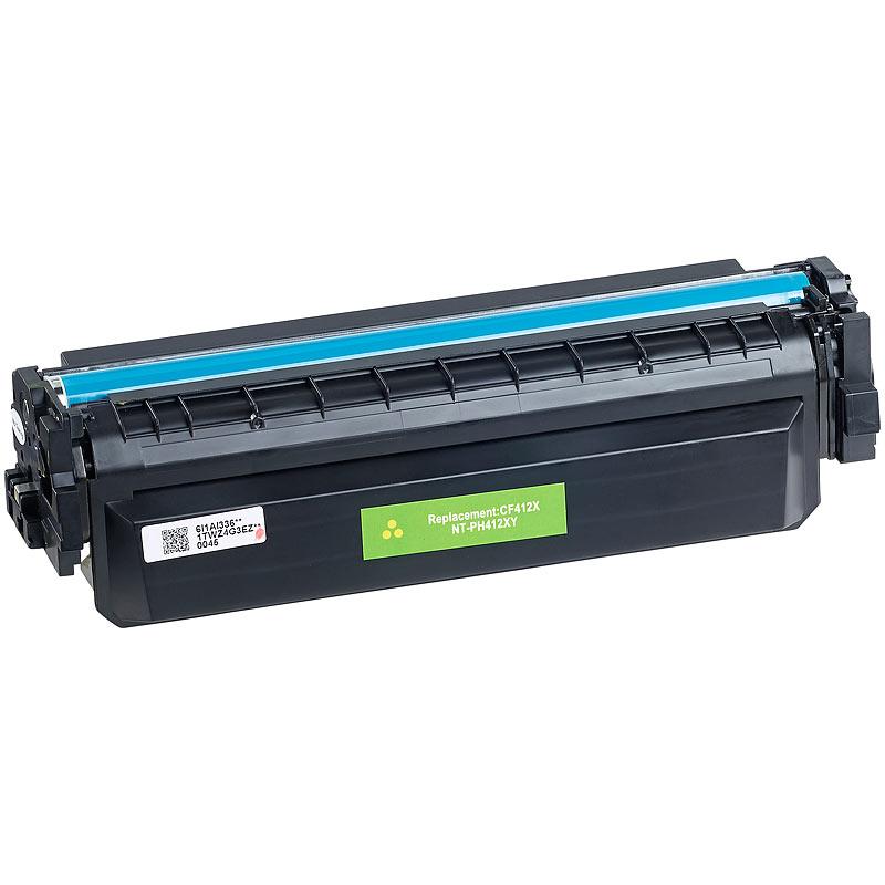 HP COLOR LASERJET PRO M 452 DW Tinte, Toner und Kartusche