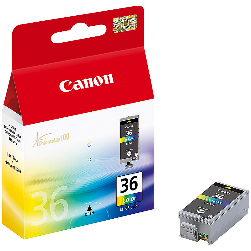Canon PIXMA MINI 320 Tinte, Toner und Kartusche
