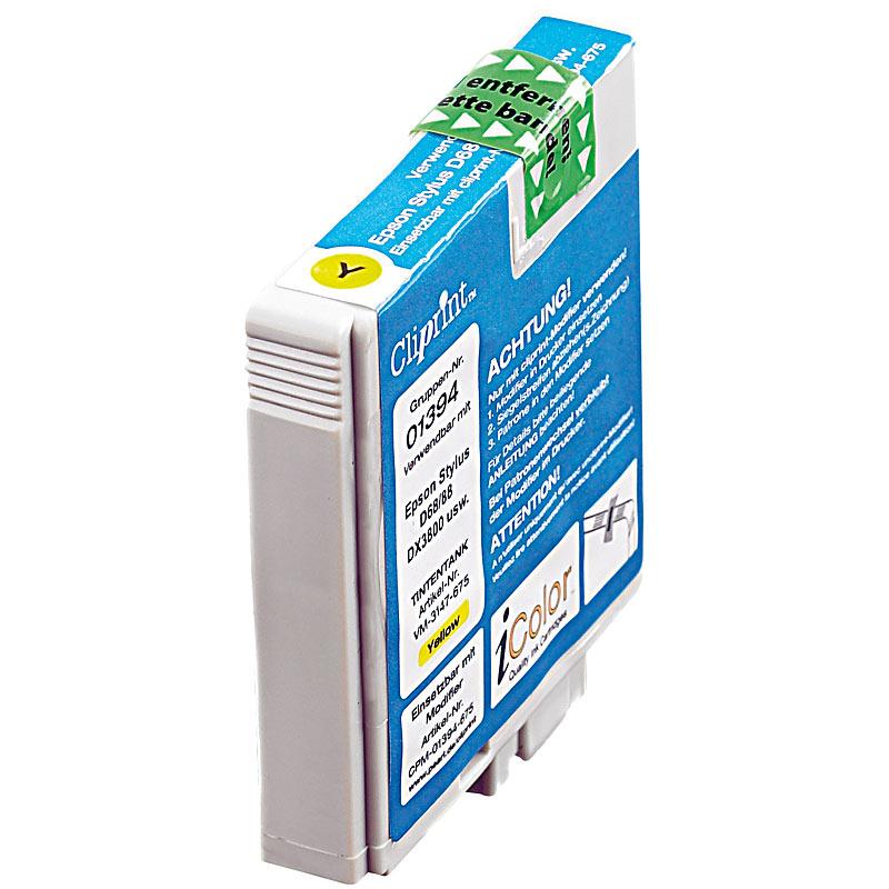 Epson STYLUS DX 4800 Tinte, Toner und Kartusche
