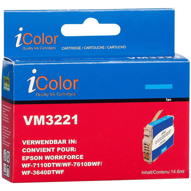 Epson WORKFORCE WF-7600 SERIES Tinte, Toner und Kartusche
