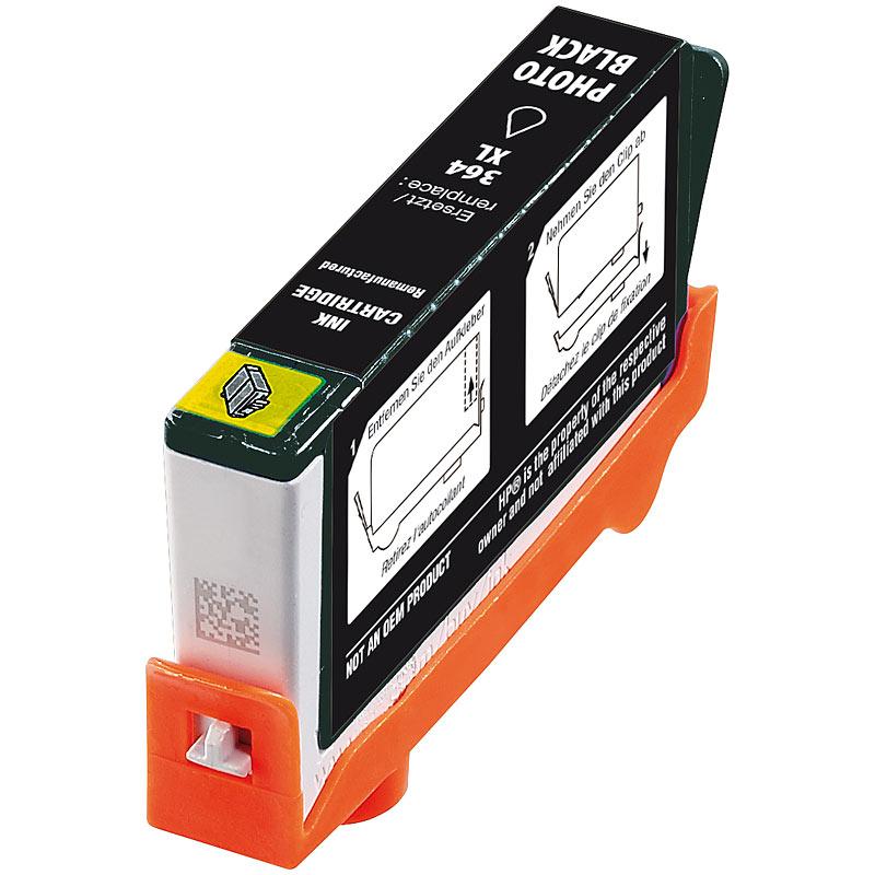 HP PHOTOSMART C 6380 Tinte, Toner und Kartusche