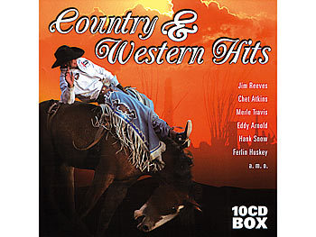 Country & Western Hits (10 CDs)