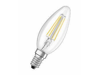 Osram LED Retrofit Classic B Lampe, im Doppelpack / Led E27