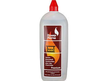 Bio-Ethanol / Bio-Alkohol für Deko-Kamine, 1 Liter / Bio Ethanol