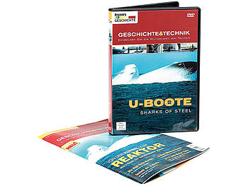 Discovery Geschichte & Technik Vol.1: U-Boote-Haie aus Stahl Discovery Channel