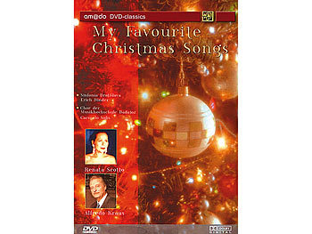 My Favourite Christmas Songs / Weihnachts Cd