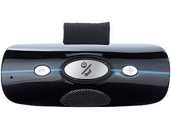 Lenkrad-Freisprecheinrichtung BFX-300.mini, mit Bluetooth & Multipoint / Freisprecheinrichtung