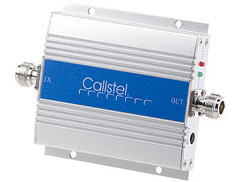 Callstel GSM-Repeater MSV-80.d Handy-Signal-Verstärker für D-Netz Callstel GSM Repeater