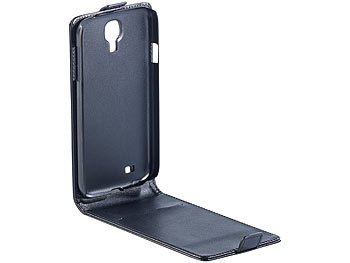 Xcase Smartphone-Cover: Stilvolle Klapp-Schutztasche fr Samsung ...