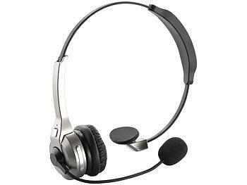 callstel telefon headset profi mono headset mit bluetooth. Black Bedroom Furniture Sets. Home Design Ideas